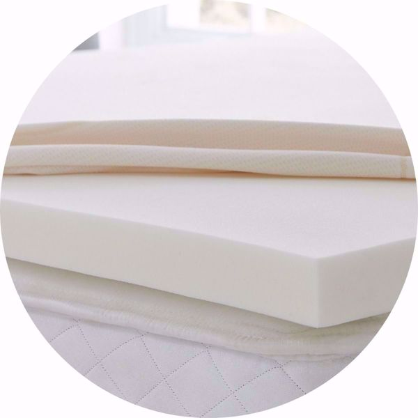 Picture of 5cm Memory Foam Mattress Topper